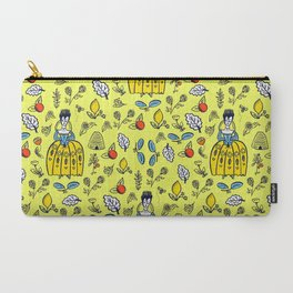 Queen of the Garden Carry-All Pouch