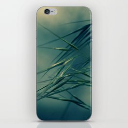 Magic wind iPhone Skin