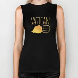 Vatican City Biker Tank