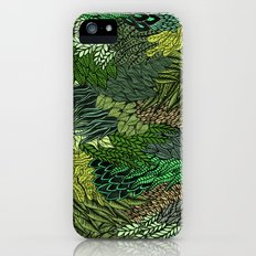 Leaf Cluster Slim Case iPhone (5, 5s)