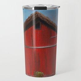 Shelter for the herd Travel Mug