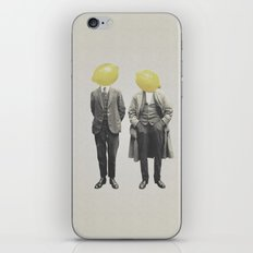 Lemon Mugshot iPhone & iPod Skin