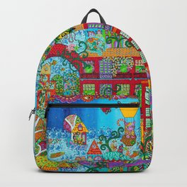 Pawook Backpack