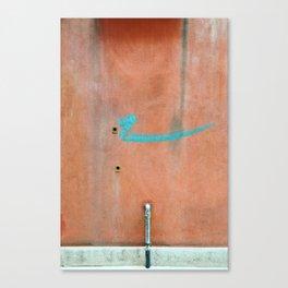 ZZZZ Canvas Print