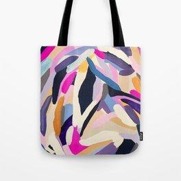 inner space flowers Tote Bag