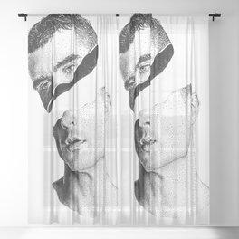 Walter 2 - Nood Dood Sheer Curtain