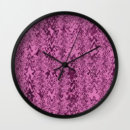 Spattern2 Wall Clock