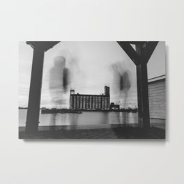 Collingwood Terminals Limited Metal Print