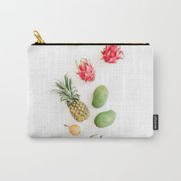 Tropical Background 17 Carry-All Pouch