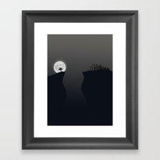 Escape Framed Art Print