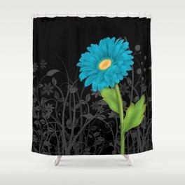 Gerbera Daisy #5 Shower Curtain