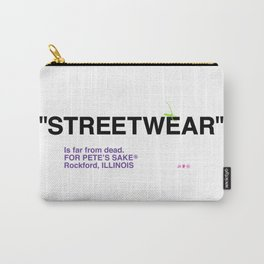 """""""STREETWEAR"""" Carry-All Pouch"""