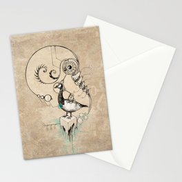 TimeLoopParadox // (metaphysical goose) Stationery Cards