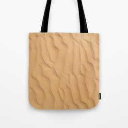 Ripples in the Dunes Tote Bag