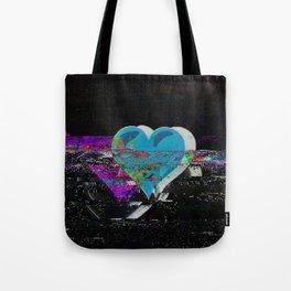 gltchluv Tote Bag