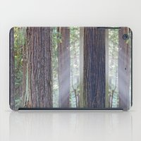 giants iPad Cases featuring Future Giants by Mark Alder