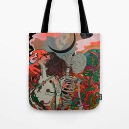 Love is Blind Tote Bag