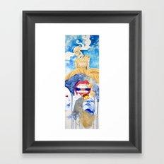 Concentration #6 Framed Art Print