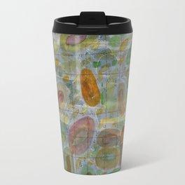 Number Grid  Travel Mug