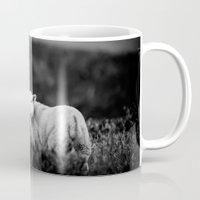 lamb Mugs featuring Lamb by BethWold