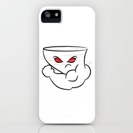 Unique and attractive tee design. Makes a nice and fabulous gift to your loved ones!Go get yours now iPhone Case