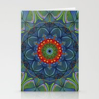 siren Stationery Cards featuring Siren by Angelo Cerantola