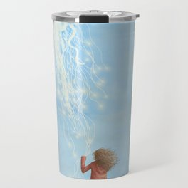 By The Sea  Travel Mug