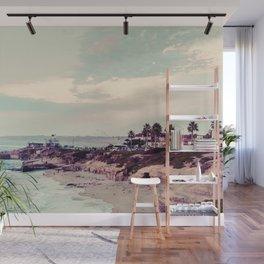 San Diego Beach Fine Art Print Wall Mural