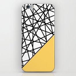 Lazer Dance YY iPhone Skin