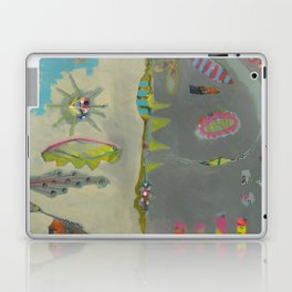 Bee Sunny Laptop & iPad Skin