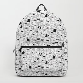 Rock and Roll: Concert Backpack