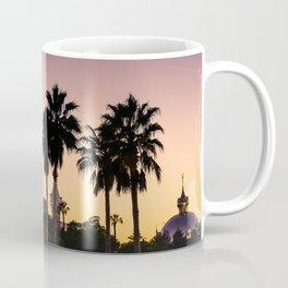 University of Tampa at Sunset Coffee Mug