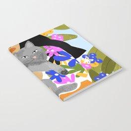 Cat Mom Notebook