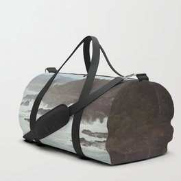 Crashing Waves Duffle Bag