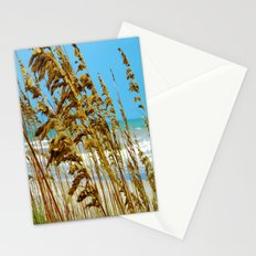 Beyond the Sea Grass lies Eternity Stationery Cards