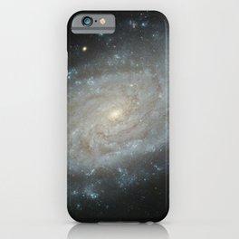 Spiral Galaxy, NGC 3370 iPhone Case