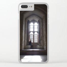 Rapunzel Clear iPhone Case