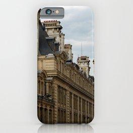 Sorbonne Paris iPhone Case