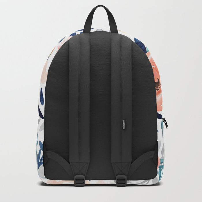 Jolene Floral Backpack