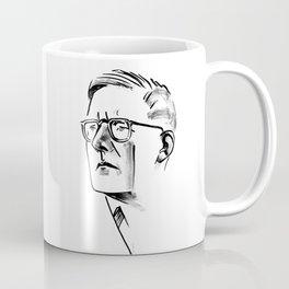 Shostakovich Coffee Mug