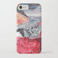ariel iPhone & iPod Cases featuring ARIEL by Brandon Neher