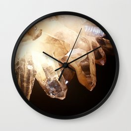 Crystal Castles Wall Clock
