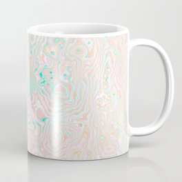Peaches and Green Coffee Mug