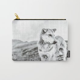 Wise dog Carry-All Pouch