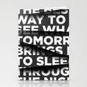 Sleep Through The Night by wordboner