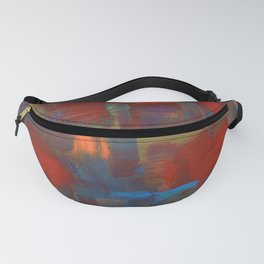 Abstraction. Fanny Pack