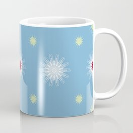 wingflowers & stars Coffee Mug