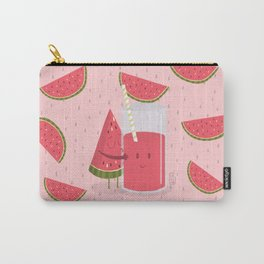 Wattermelon Carry-All Pouch