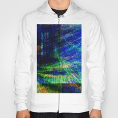 abstract geometric Hoody