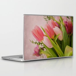 Spring bouquet Laptop & iPad Skin